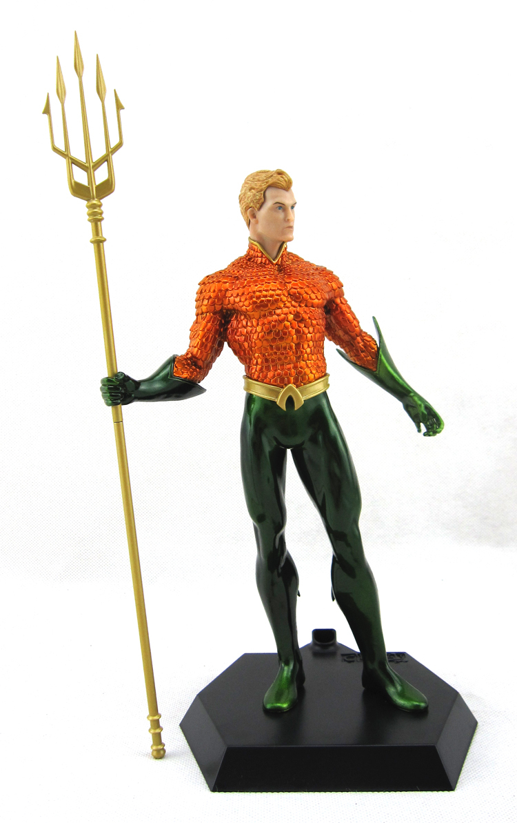 Jouets fous chauds Aquaman Orin/Arthur Curry DC Justice League Super-héros 10