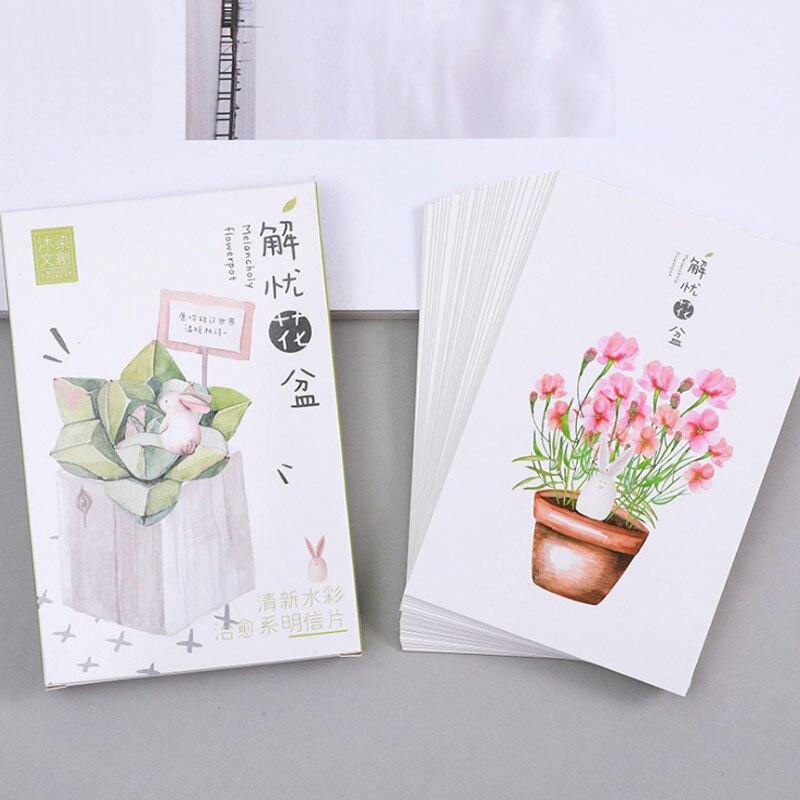 30 pcslot beautiful flowers potted plant landscape