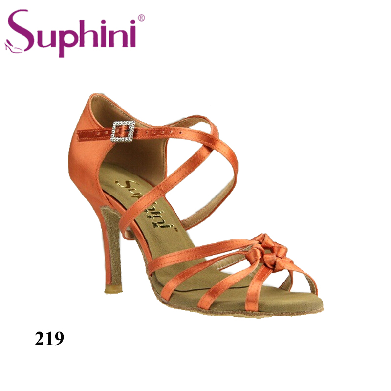 Free Shipping Suphini Soft Latin Salsa Shoes Woman Comfortable Dance Shoes Latin Dance Shoes free shipping suphini you can choose heels latin dance shoes basic model woman latin dance shoes