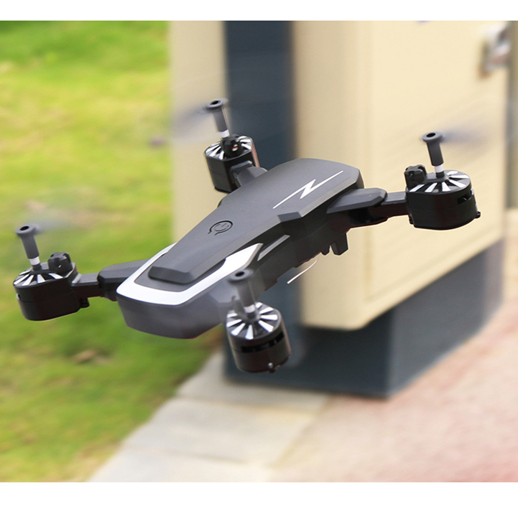 Image 4 - Remote control aircraft 2019 TXD G5 WIFI FPV 480p Camera Optical Flow Headless Foldable RC Quadcopter Drone a612-in RC Airplanes from Toys & Hobbies