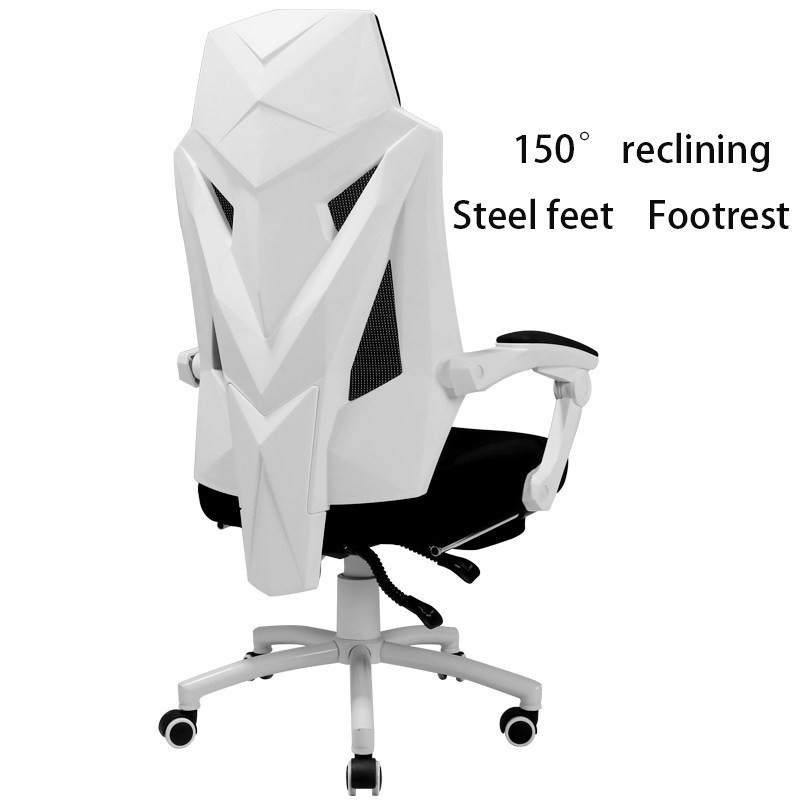 Luxury Quality Poltrona Live Game Breathable Cushion Lacework Chair Ergonomics Footrest Can Lie Office Furniture Silla Gamer