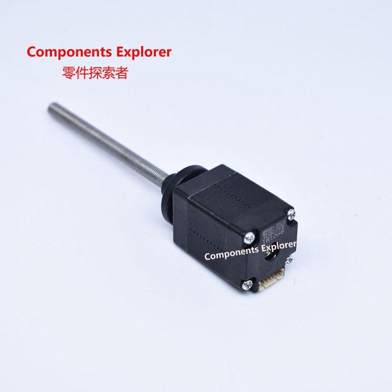 NEMA8 Linear Stepper Motor with lead screw Tr476 8HY0001-70N476 11 steeper motor
