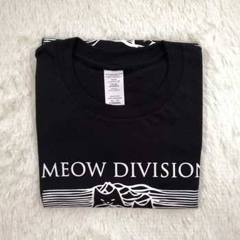 Hillbilly Funny Meow Division Letters Women Cat tshirt Oversize t shirt Summer Top Harajuku Short
