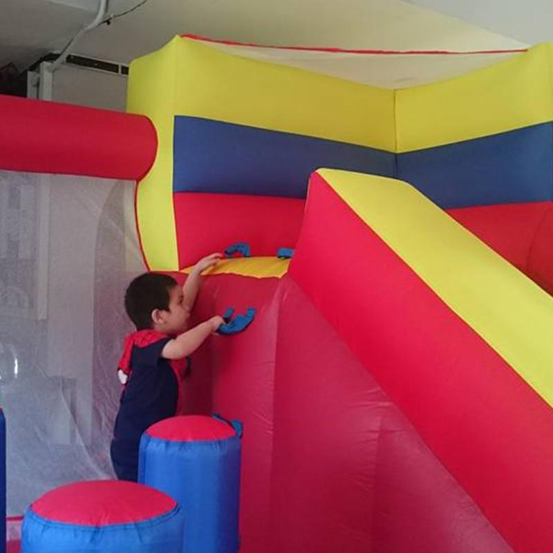 Φουσκωτά Trampline Bouncy Κάστρο Jumping House με - Ψυχαγωγία και υπαίθρια αθλήματα - Φωτογραφία 2