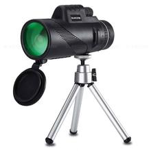 10X охотничий оптический стеклянный монокулярный телескоп для кемпинга без ночного видения бинокль высокое качество шпионский стеклянный монокль окуляр