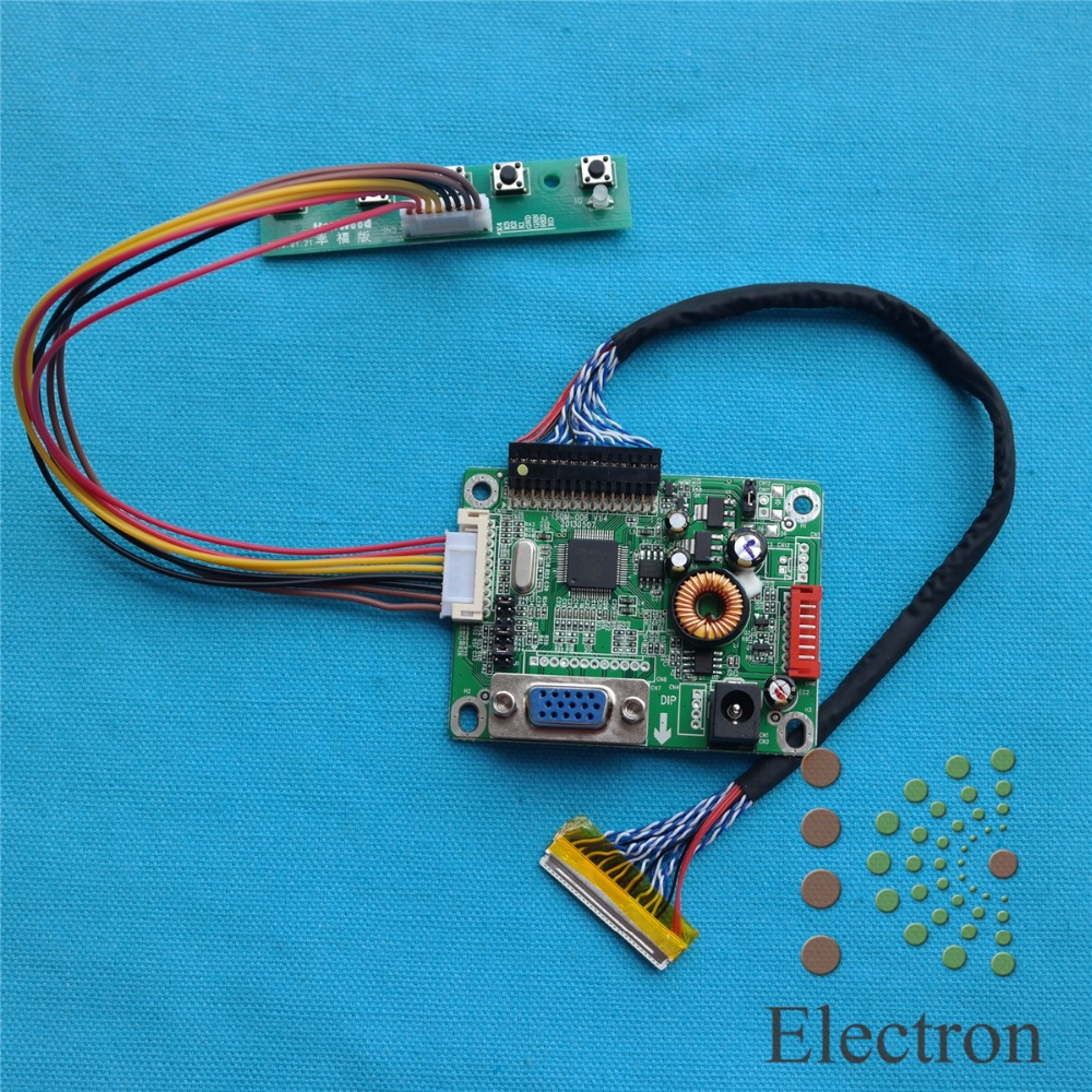 10'' 42'' 12V Universal LVDS LCD Monitor Driver Controller Board 23