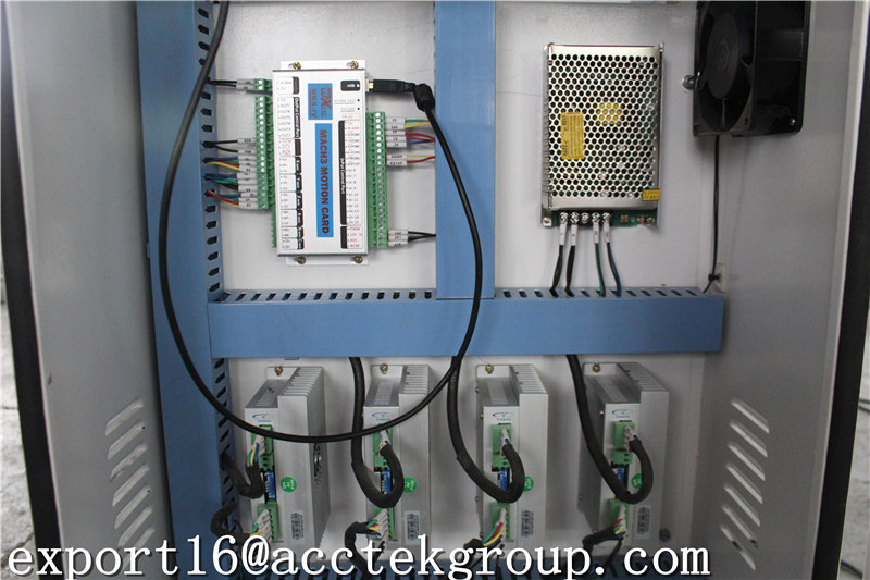 Venta caliente de equipos pequeños con grabador de enrutador cnc de - Maquinaría para carpintería - foto 5