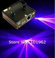 120mW 405nm Violet Laser dj disco stage party flash Light