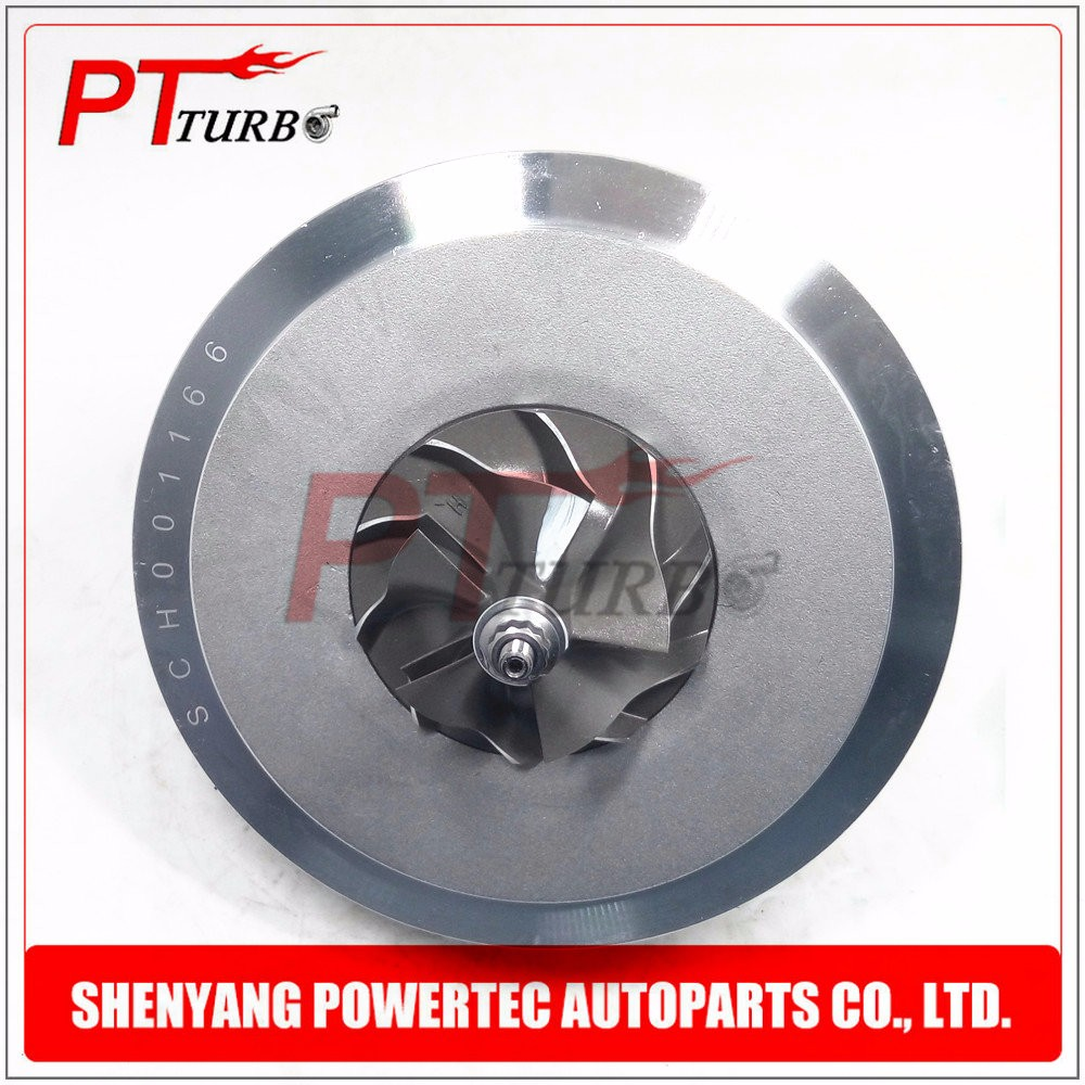 NEW 725364 Turbo cartridge rebuild core for BMW 530D 730D E65 E60 E61 160Kw 218HP M57N 6 Zyl - turbine chra replace 725364-5012S balanced turbo charger cartridge core gt2260v for bmw x5 3 0 d e53 m57n 160kw 2003 2005 chra turbine 742730 0001 742730