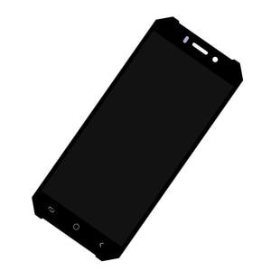 Image 2 - 5,5 zoll ULEFONE RÜSTUNG X LCD Display + Touch Screen Digitizer Montage 100% Original Neue LCD + Touch Digitizer für RÜSTUNG X + Werkzeuge