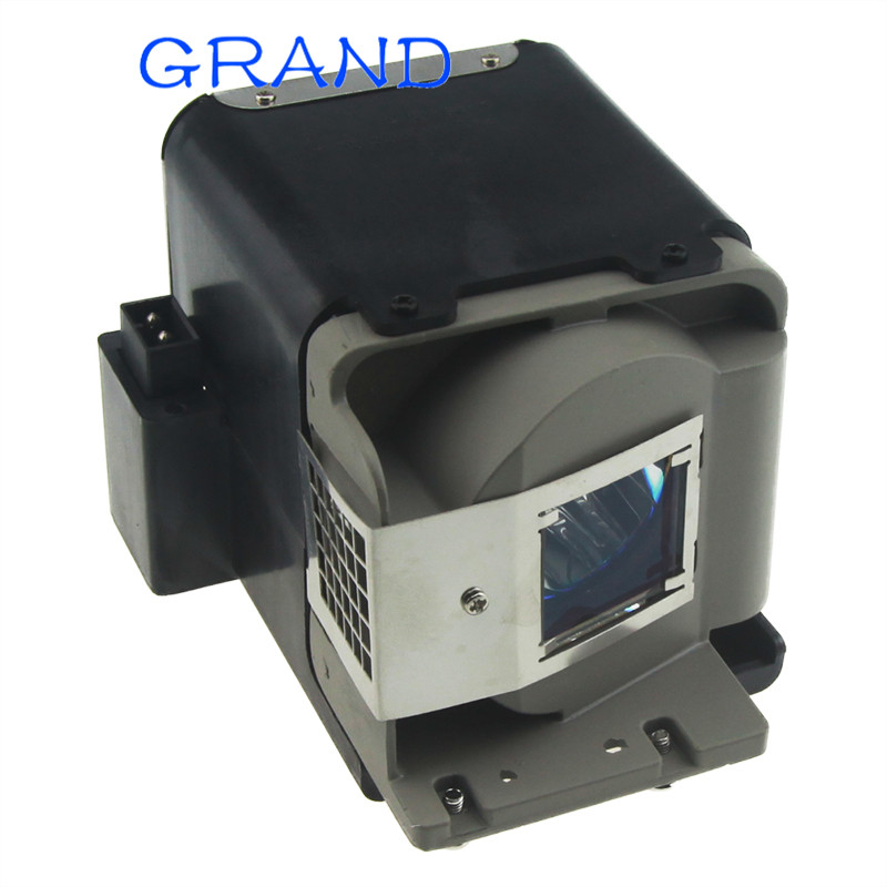RLC-049 P-VIP 230/0.8 E20.8 For Viewsonic PJD6241 PJD6381 PJD6531W Projector lamp with housing HAPPY BATE rlc 072 p vip 180 0 8 e20 8 original projector lamp with housing for pjd5233 pjd5353 pjd5523w