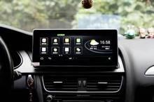 Для автомобиля высшего качества стерео навигации для AUDI A4 A4L Q5 A5 2009-2015 высший класс gps Радио 8 core android 8,0 мультимедийный плеер bluetooth