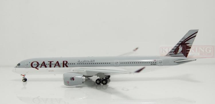 Phoenix 11009 Qatar Airways A7-ALA 1:400 A350-900 commercial jetliners plane model hobby frances gillespie al haya al bahriya fee qatar sea and shore life of qatar