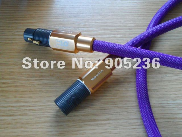 Xlo limited edition2 xlr balance digital coaxial cable new condition.