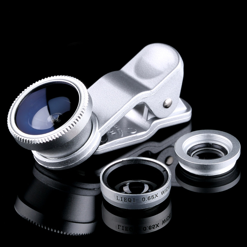 For LG Google Nexus 4 5 5X 6 6P E960 Nexus5 Nexus5x Nexus6p Fisheye lenses Fish Eye Macro Wide Angle UniverSal Phone Len Camera