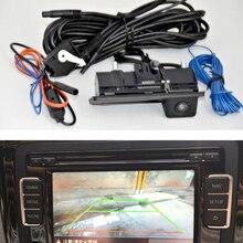 RCD510 RNS610 RNS315 RGB заднего вида камера rvc для VW Jetta Tiguan Passat RNS510 RCD510 56D 827 566A
