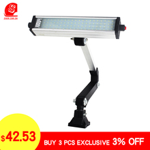 4W-24W  Led Machine light Long Foldable Work Light Waterproof Explosion-Proof Super Bright For CNC Punch Bench Drilling