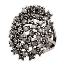 Антикварное кольцо Vintage Retro Antique Silver