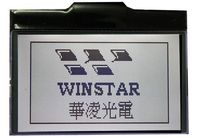 WO12864 WINSTAR 3.3V power supply COG LCD 128*64 display module screen white backlight,New and original