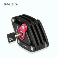 DAHON Anti theft Lengthened Antirust Foldable Bicycle Chain Lock