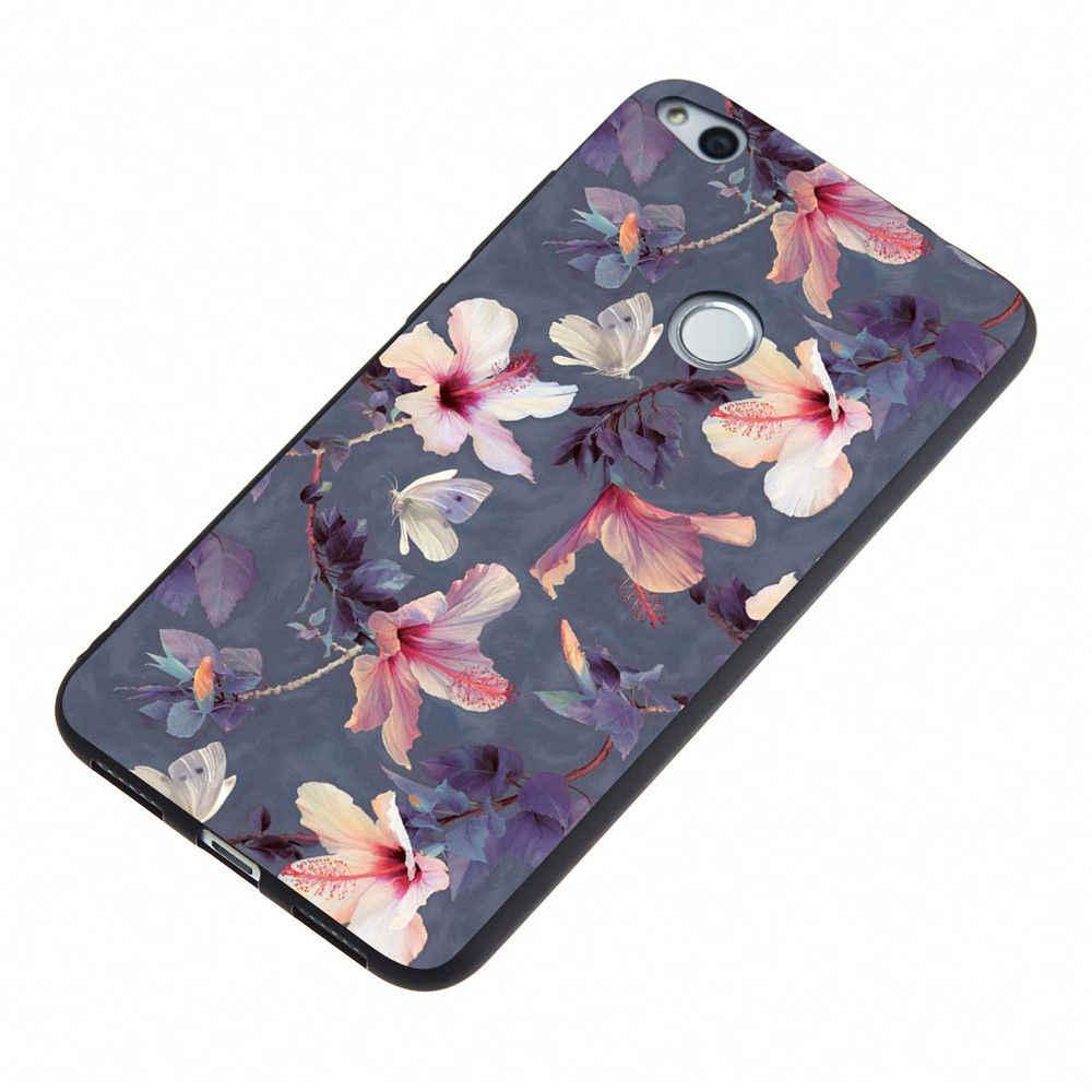 Shockproof Phone Cases For Huawei Mate 20 Lite P20 Plus P20 Pro P10 P8 P9 Lite mini P Smart G10 GR3 Flower Star Case Cover Coque
