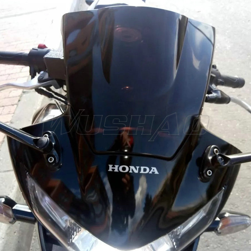 Windshield WindScreen Double Bubble For Honda CBR250R 2011-2013 (Iridium)