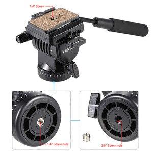Image 2 - Штатив YUNTENG YT 950 950 с гидравлическим давлением, 360 градусов