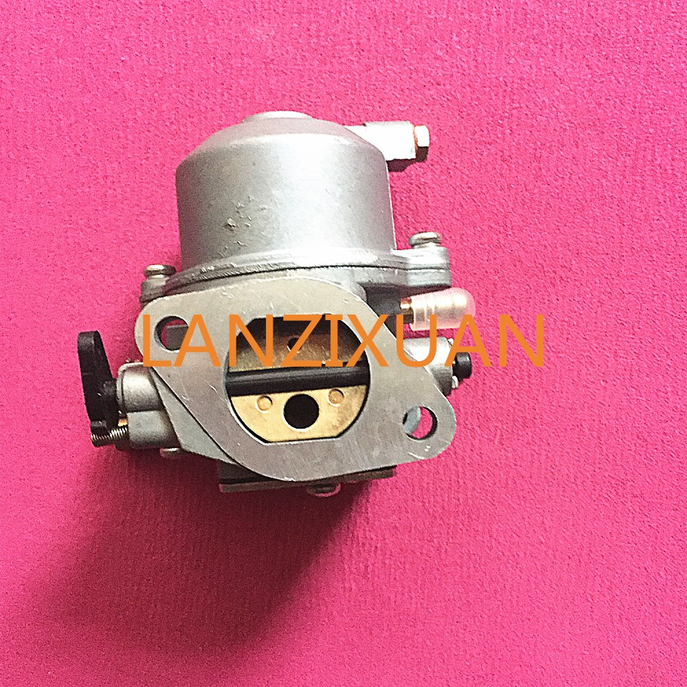 цена на 3R1-03200-1 803522T 3R1-03200-1-00 3AS-03200-0 Boat Motor Carburetor for Tohatsu Nissan 4hp 5hp / Mercury 2.5hp 4-stroke Boat