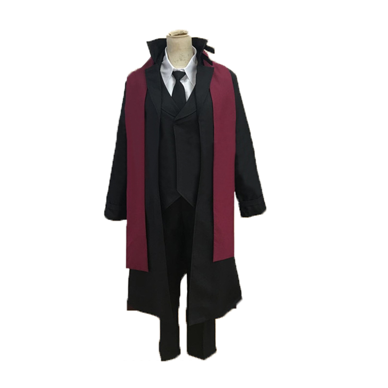 Bungo Stray Dogs Affiliation Uniform Cosplay Costume