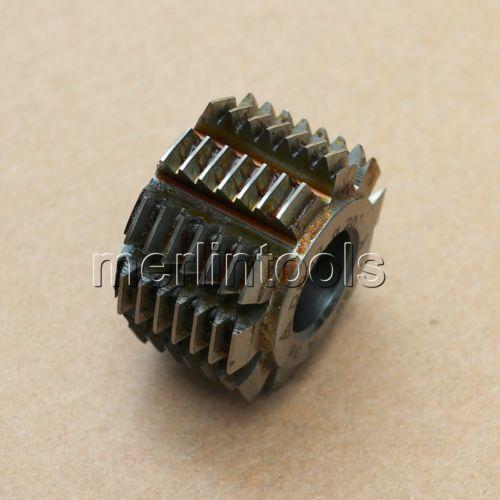 Module 1 PA20 Bore13 Gear Hob Cutter m1 pa20 gear hob cutter