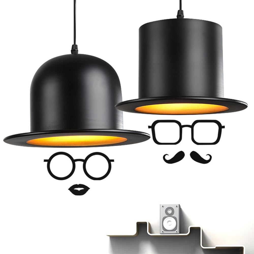 Vintage Pendant Lights Lampshade Loft Pendant Lamps E27 AC 110V 220V for Dinning Room Home Decoration Indoor Lighting цена и фото