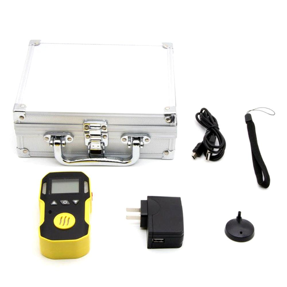 Unique Hydrogen Sulfide Gas Detector Single-gas Leak Detector H2S Monitor With Sound Light Poisonous Harmful Alarming DeviceUnique Hydrogen Sulfide Gas Detector Single-gas Leak Detector H2S Monitor With Sound Light Poisonous Harmful Alarming Device