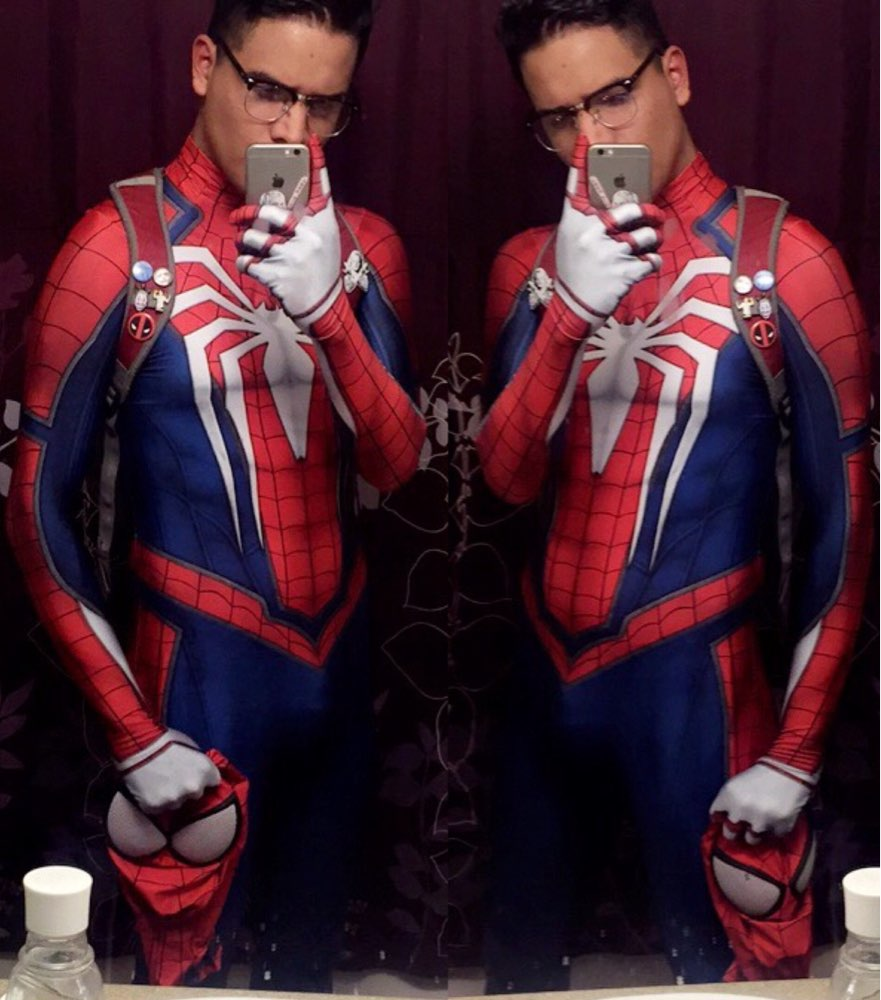 Amazing SPIDERMAN PS4 SUIT Spiderman Homecoming costumes Halloween zentai cosplay with 3D Print Spandex spiderman spandex