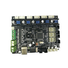 купить 3D Printer Control Board MKS Gen L V1.0 Integrated Ramps 1.4 Motherboard 12/24V дешево