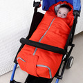 Cochecito de bebé envuelve el saco de dormir sacos de dormir del bebé cochecito cochecito saco hinfant botines caliente