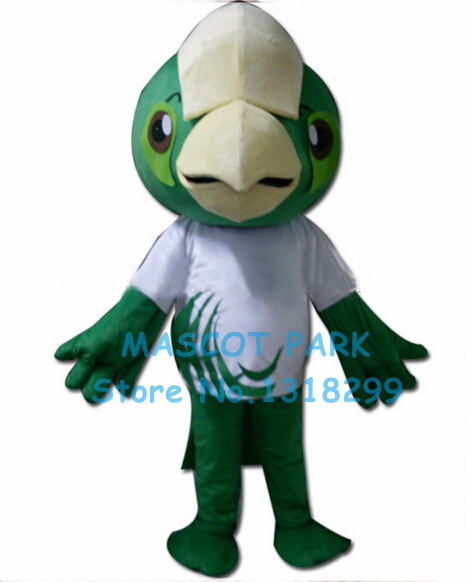 green parrot bird mascot costume wholesale adult size hot sale cartoon character macaw birds theme anime cosplay costumes toy story costumes adult