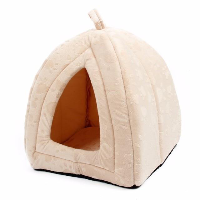 Enclosed Cat Bed