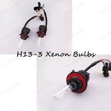 35Wx2 Car HID Xenon replacement bulb H4-2 6000K car xenon light free shipping