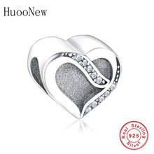 Buy pandora charms heart ribbon love and get free shipping on