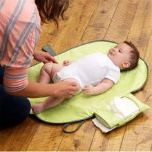 Baby Diaper Changing Mat Waterproof Portable Nappy