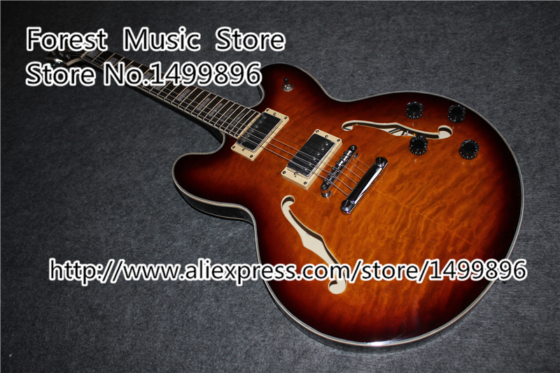online get cheap vintage hollow body electric guitars alibaba group. Black Bedroom Furniture Sets. Home Design Ideas