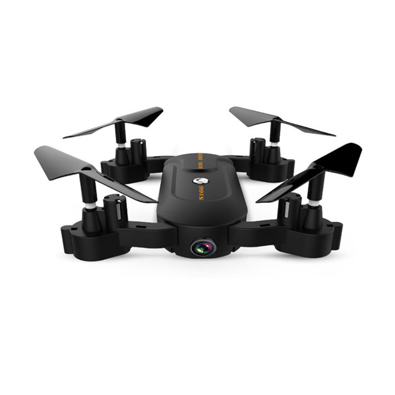 HIINST Global Drone Selfie Drone wifi phone control FPV Folding Mini Tumbler Remote Control Full Protection Frame with HD Cam