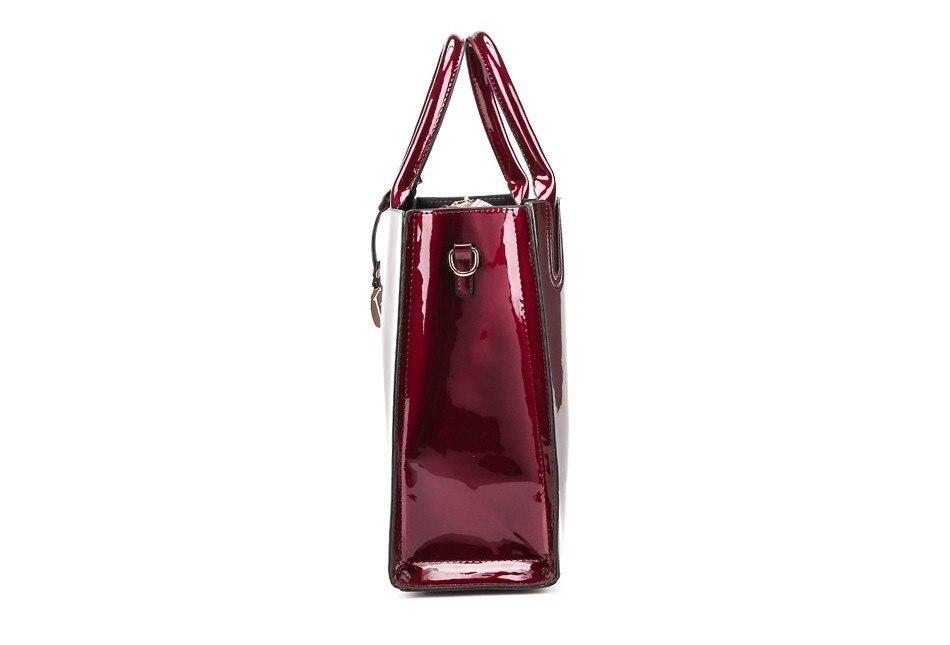 TTOU Tote Bag Senhoras bolsa de Couro
