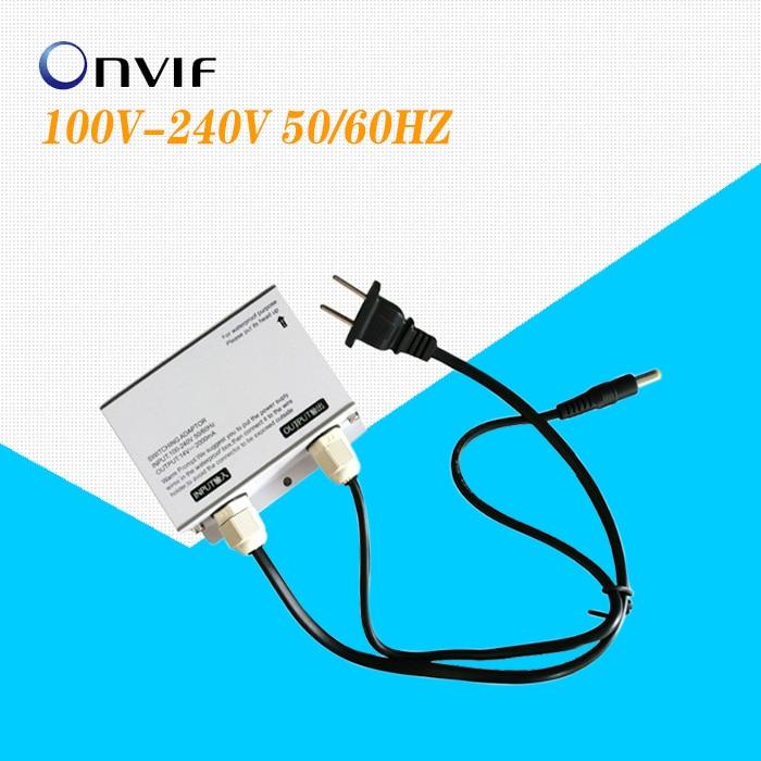 Waterproof Outdoor Power Supply Adapter 14V 2A for Suneyes P Series IP Camera autoeye cctv camera power adapter dc12v 1a 2a 3a 5a ahd camera power supply eu us uk au plug