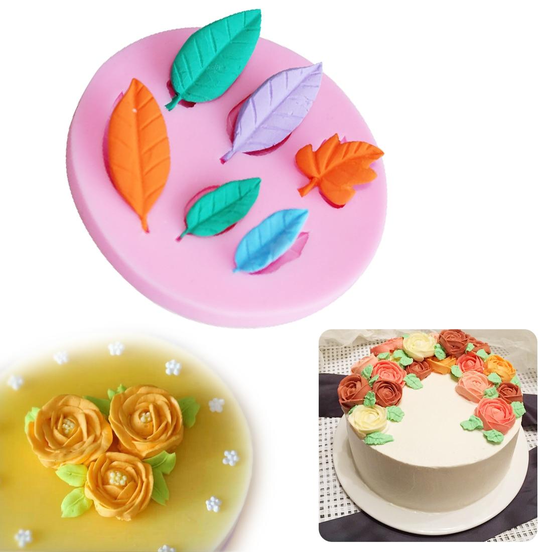 3D Silicone Hardware Tools Shape Fondant Mould Cake Decor Baking Pastry DIY Mold