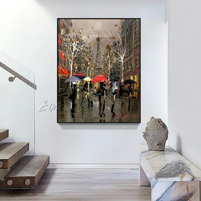 Mur De Peinture De Toile Art Photos Pour Salon Décor à La Maison