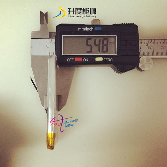 Batería de la tableta 5055107 SD Li-ion Recargable de 3000 mah 3.7 v Batería de Polímero de Litio para Tablet PC Batería de iones de Litio