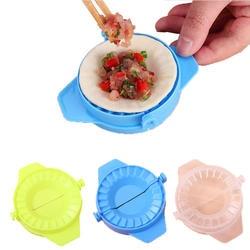 2 шт./компл. формы для пельменей китайский Еда Jiaozi устройство тесто Пресс для пельменей и вареников приспособление для лепки пельменей