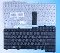 New Ru Keyboard for Dell Inspiron 1501 1505 630M 6400 9400 E1405 E1505 E1705 Vostro 1000 M140 M1710 RUSSIA Black Laptop keyboard