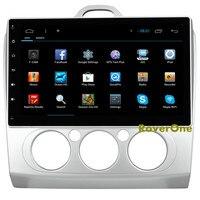 Для Ford Focus 2 Android 6.0 10.2 ''Авто Радио автомобиля Радио стерео GPS навигации Мультимедиа головного устройства Аудио Видео плеер